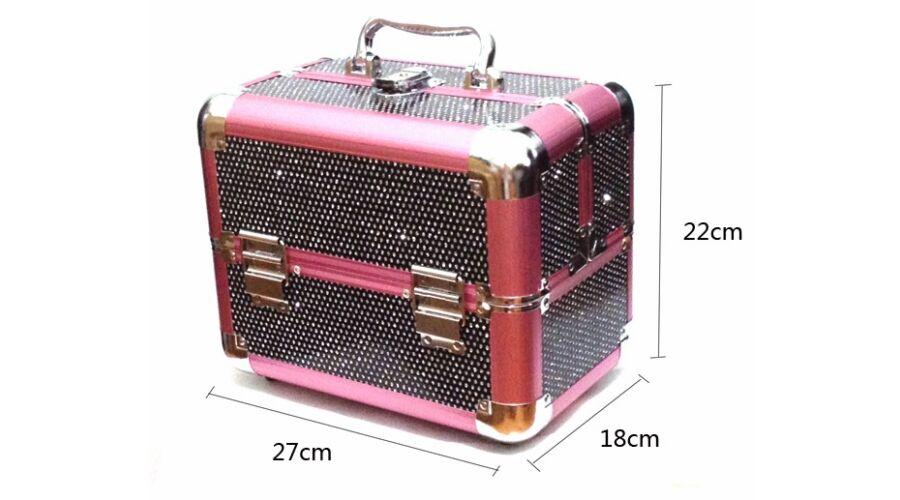 Kozmetikai bőrönd kicsi - Körmös és kozmetikai táskák d4ddfdcbe9